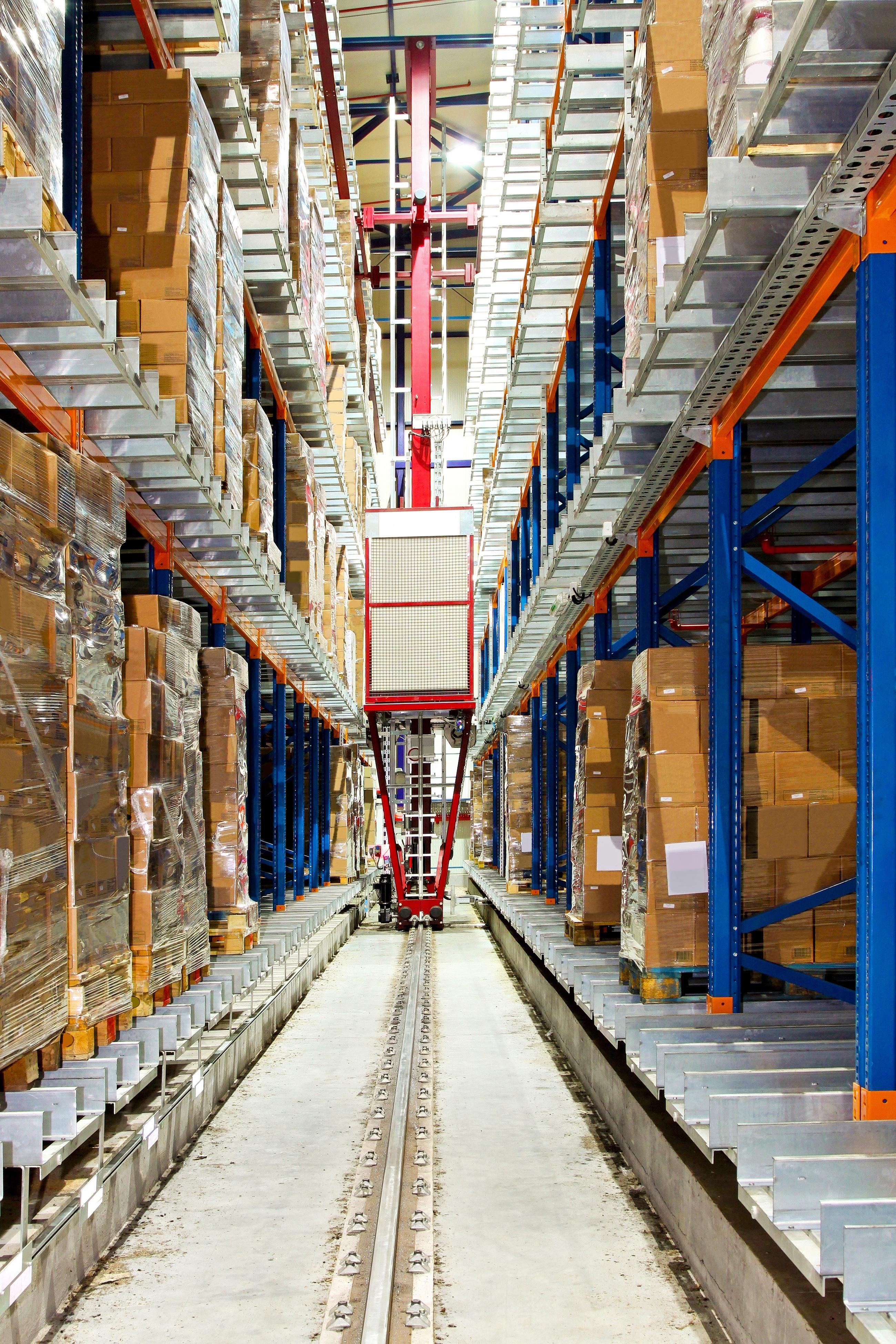 warehouse-automated