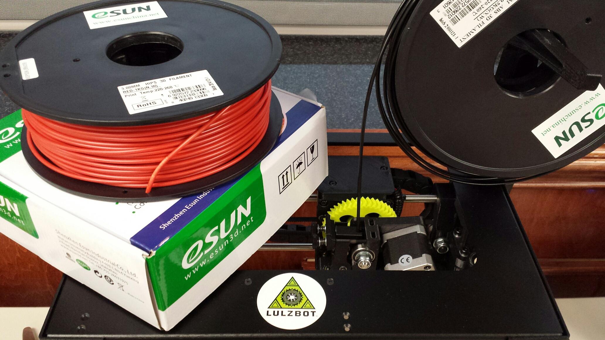 Kenco Innovation Labs Print 3d filament