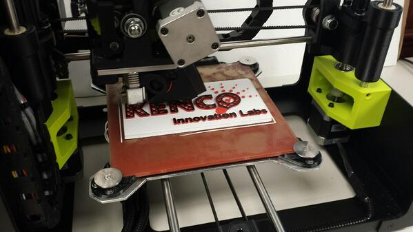 Kenco Innovation Labs Print 3D
