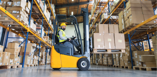 Kenco_Using a 5S system_Forklift