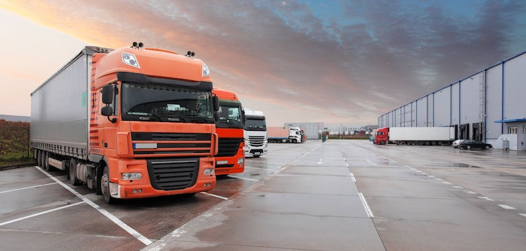 What is a freight transportation broker?