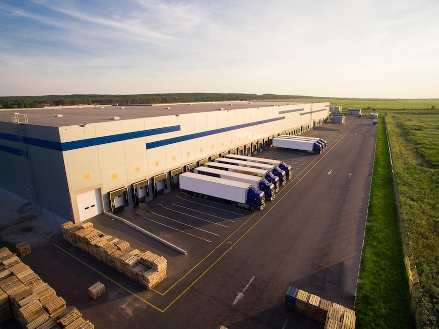 warehouse-aerial