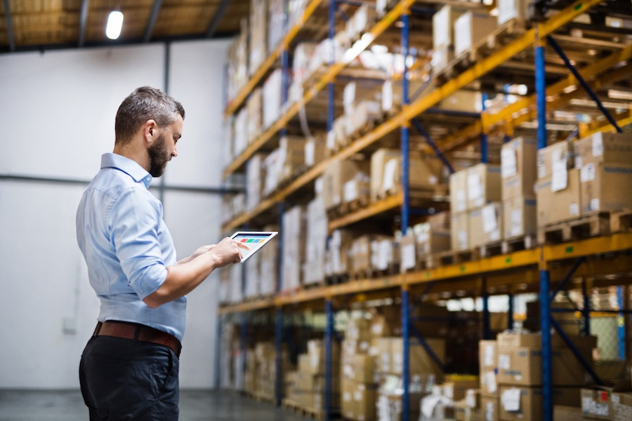 warehouse-fleet-management