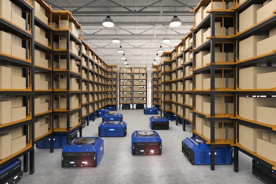 warehouse-robots